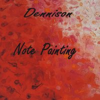 note painting cd cover